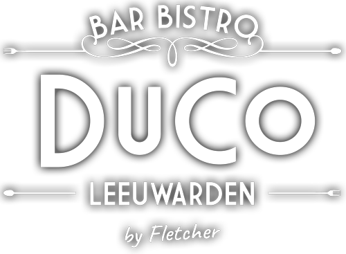 Logo Bar Bistro DuCo Leeuwarden by Fletcher